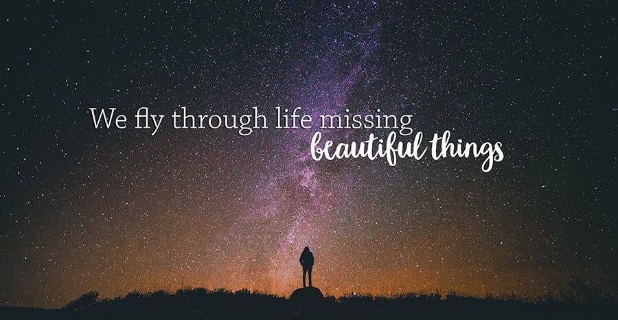 Beautiful things - Andrea Muirhead Article